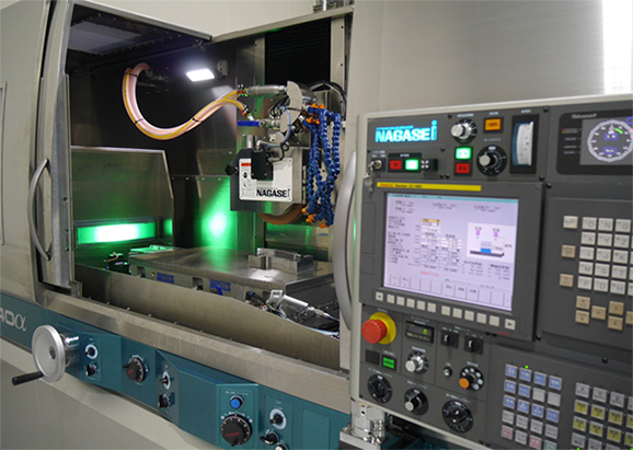 Ultra- Precision grooving machining and form fabrication
